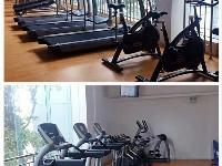 中国移动麦园基地健身房